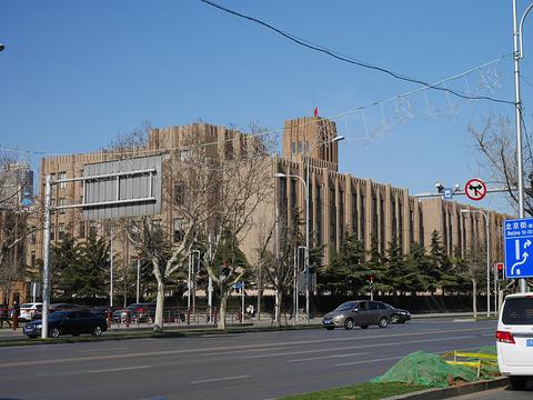 人民广场旅游景点图片