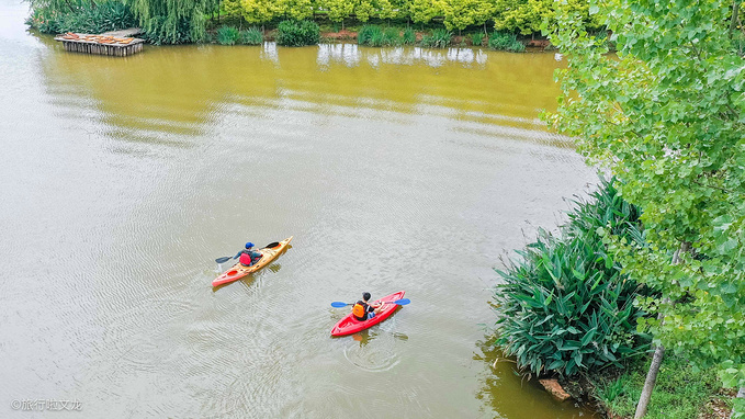 八千集营地-皮划艇体验图片