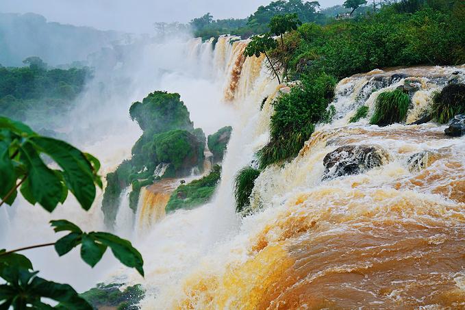 伊瓜苏国家公园 Iguassu National Park图片