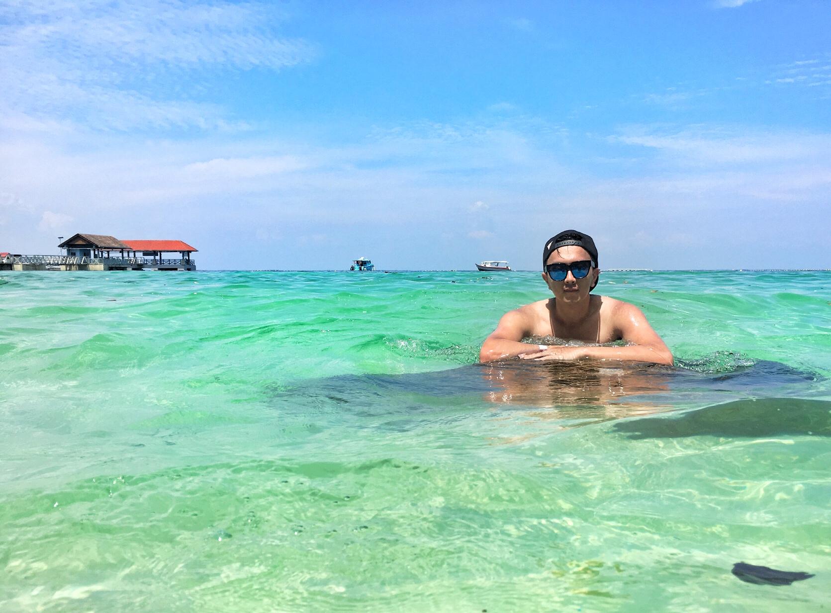 """马来岛上的一颗蓝宝石—""""蓝卡威""""游记"""