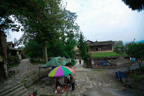荆坪古村旅游景点攻略图