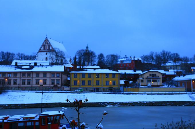 波尔沃古城图片