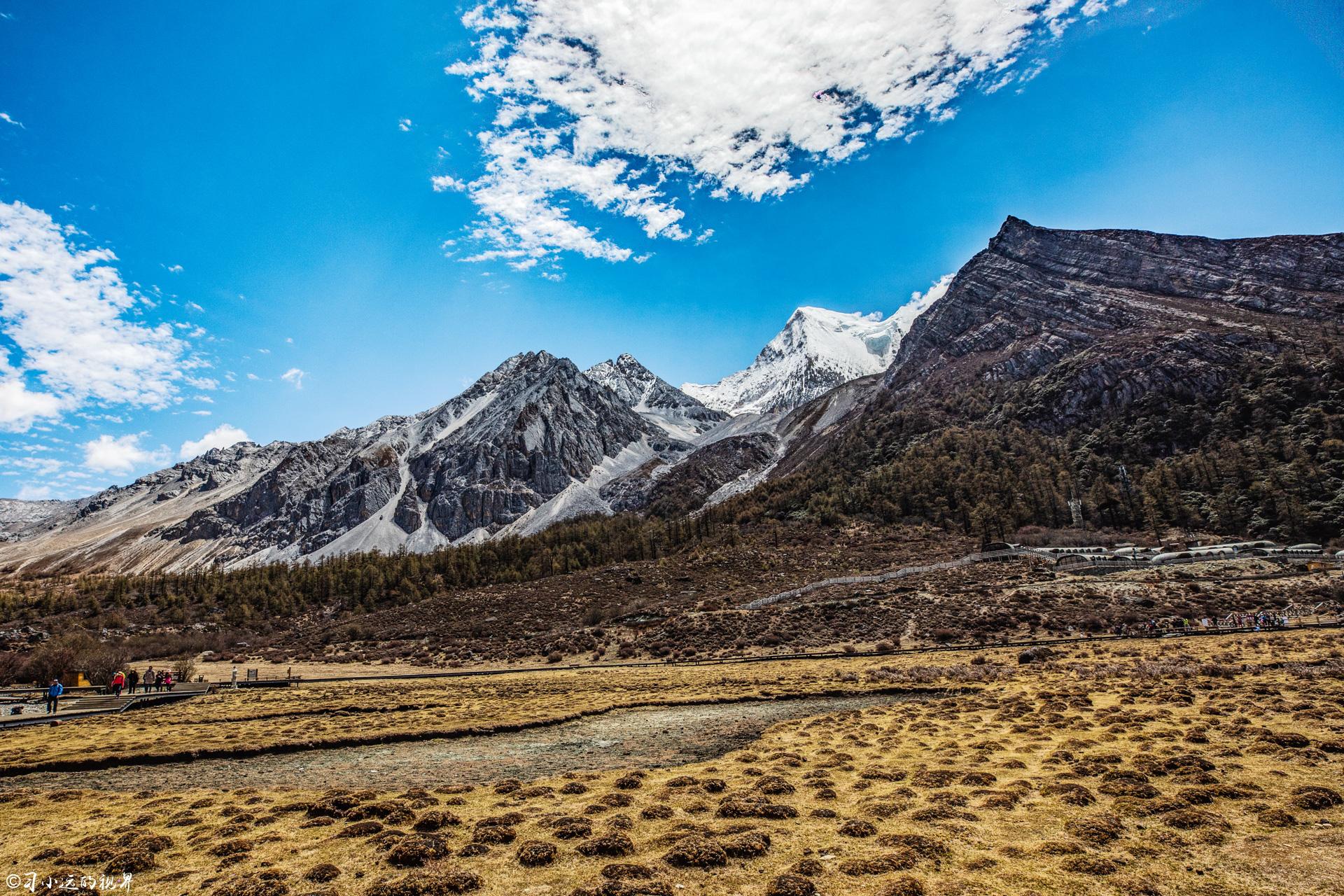 川藏北线经典10日游