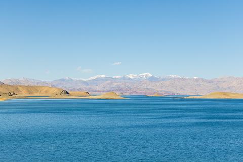 班公湖旅游景点攻略图