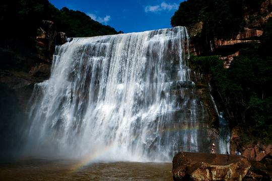 赤水丹霞旅游景点图片