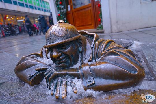 守望者雕像旅游景点图片