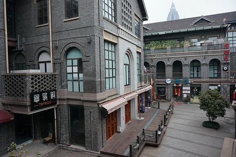 南京1912街旅游景点攻略图