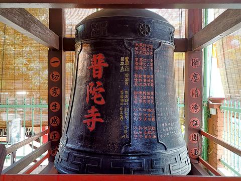 普陀寺旅游景点图片