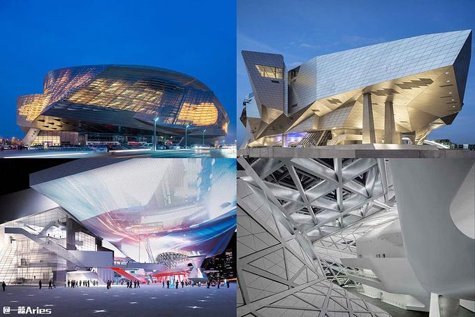 深圳市当代艺术与城市规划馆图片