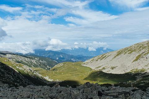 太白山国家森林公园旅游景点攻略图