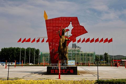 兴安第一党支部旅游景点攻略图
