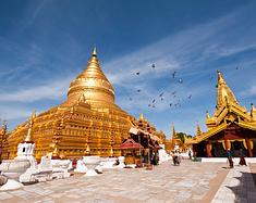 缅甸欧亚国际之,缅然南望万塔甸!