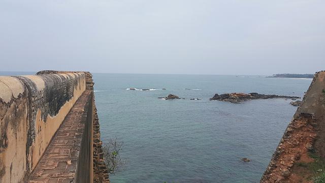 加勒要塞旅游景点图片