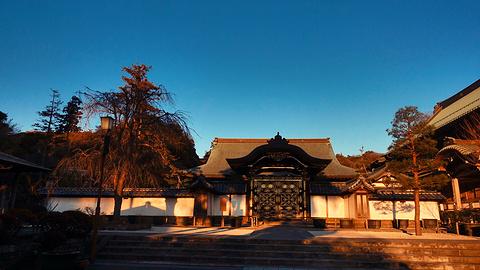 建长寺的图片
