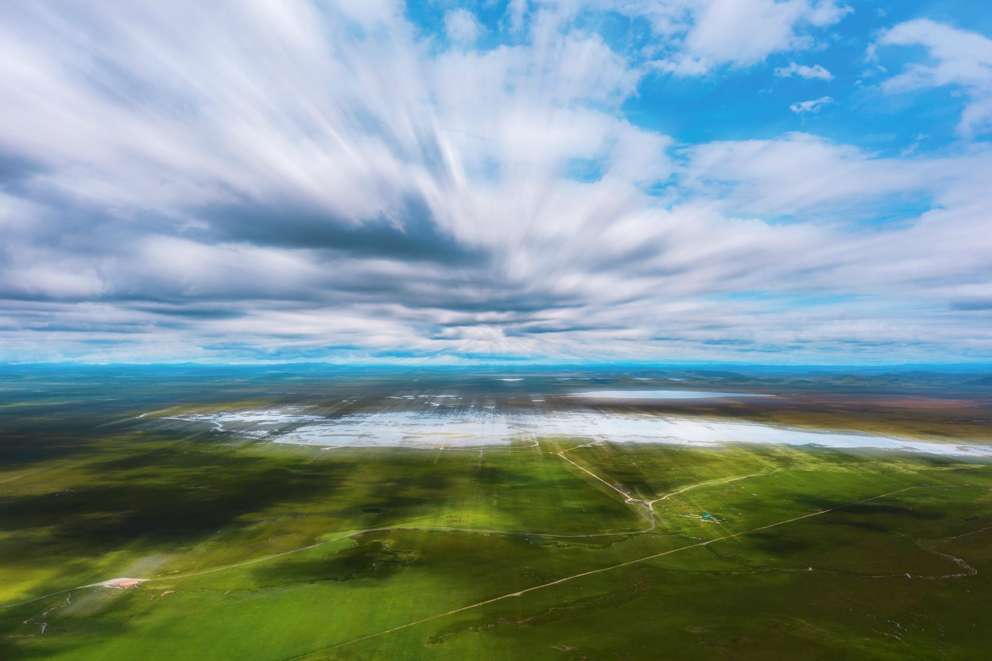 甘南迭部到阿坝若尔盖有一鲜为人知的秘道 白龙江进大草原出 亲眼看岷山神秘消失!
