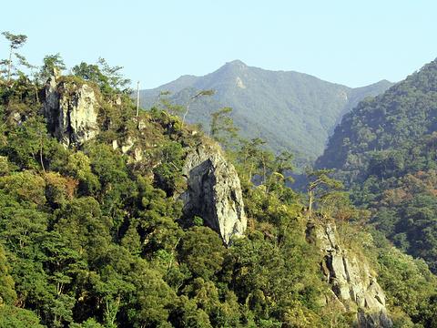 天堂顶风景区旅游景点图片