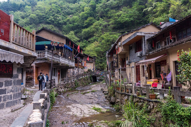 灵江源景区图片