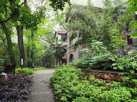 武汉大学周恩来故居