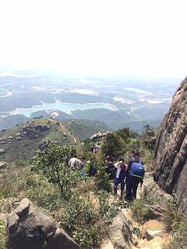 黄杨山旅游景点攻略图