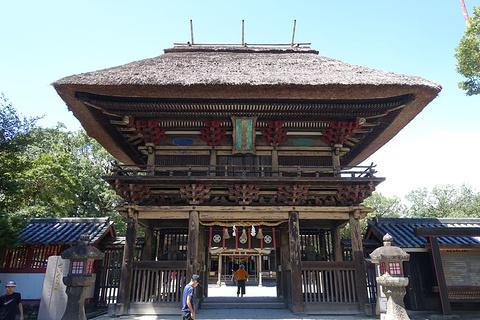 青井阿苏神社