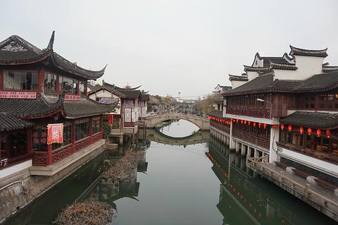 七宝老街旅游景点攻略图