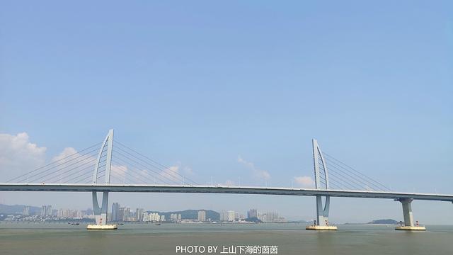 港珠澳大桥旅游景点图片