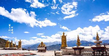 来拉萨不得不去的三大寺庙,净化心灵朝圣之旅