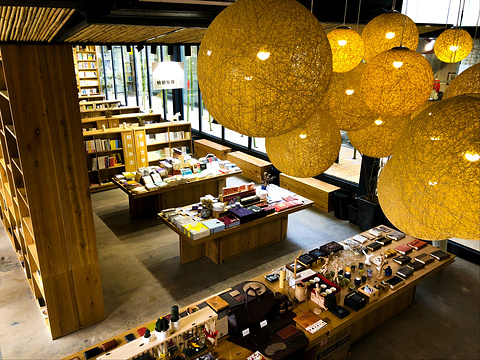 北仓图书馆旅游景点图片