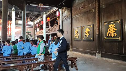 玉隆万寿宫旅游景点攻略图
