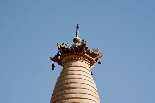 白马塔旅游景点图片