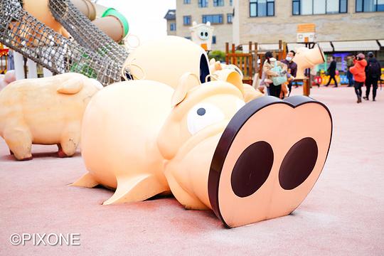 猪猪星球旅游景点图片