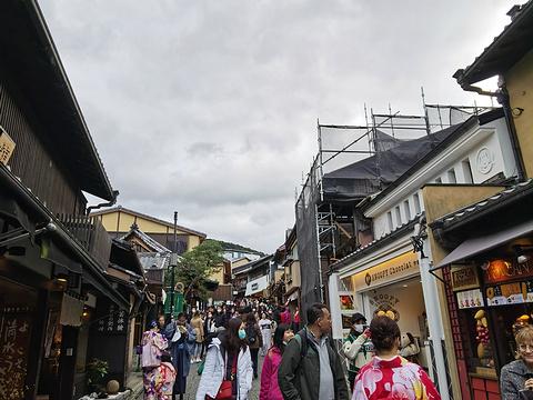 清水坂旅游景点图片