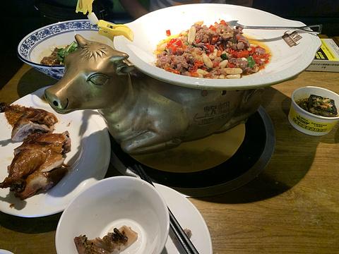 炊烟时代小炒黄牛肉(五一华府店)