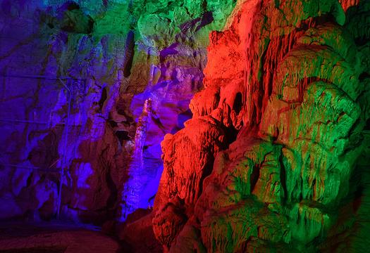 古潮音洞风景区旅游景点图片