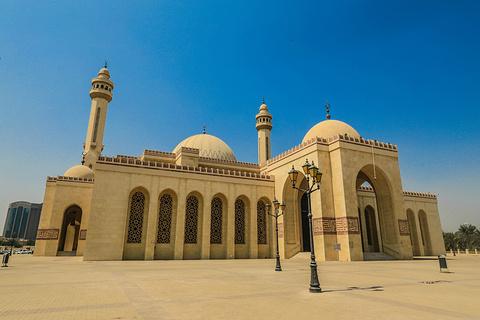法塔赫清真寺旅游景点攻略图