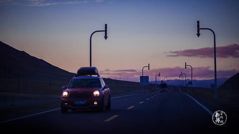可可托海镇旅游景点攻略图