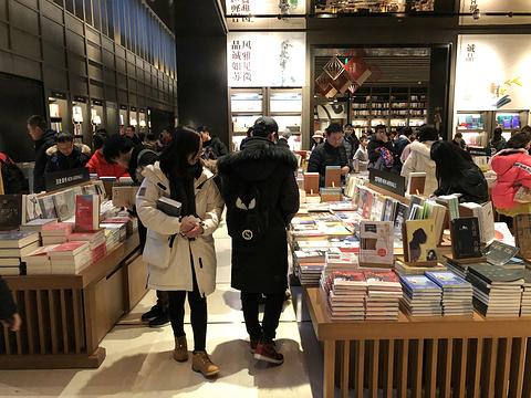 诚品书店旅游景点攻略图