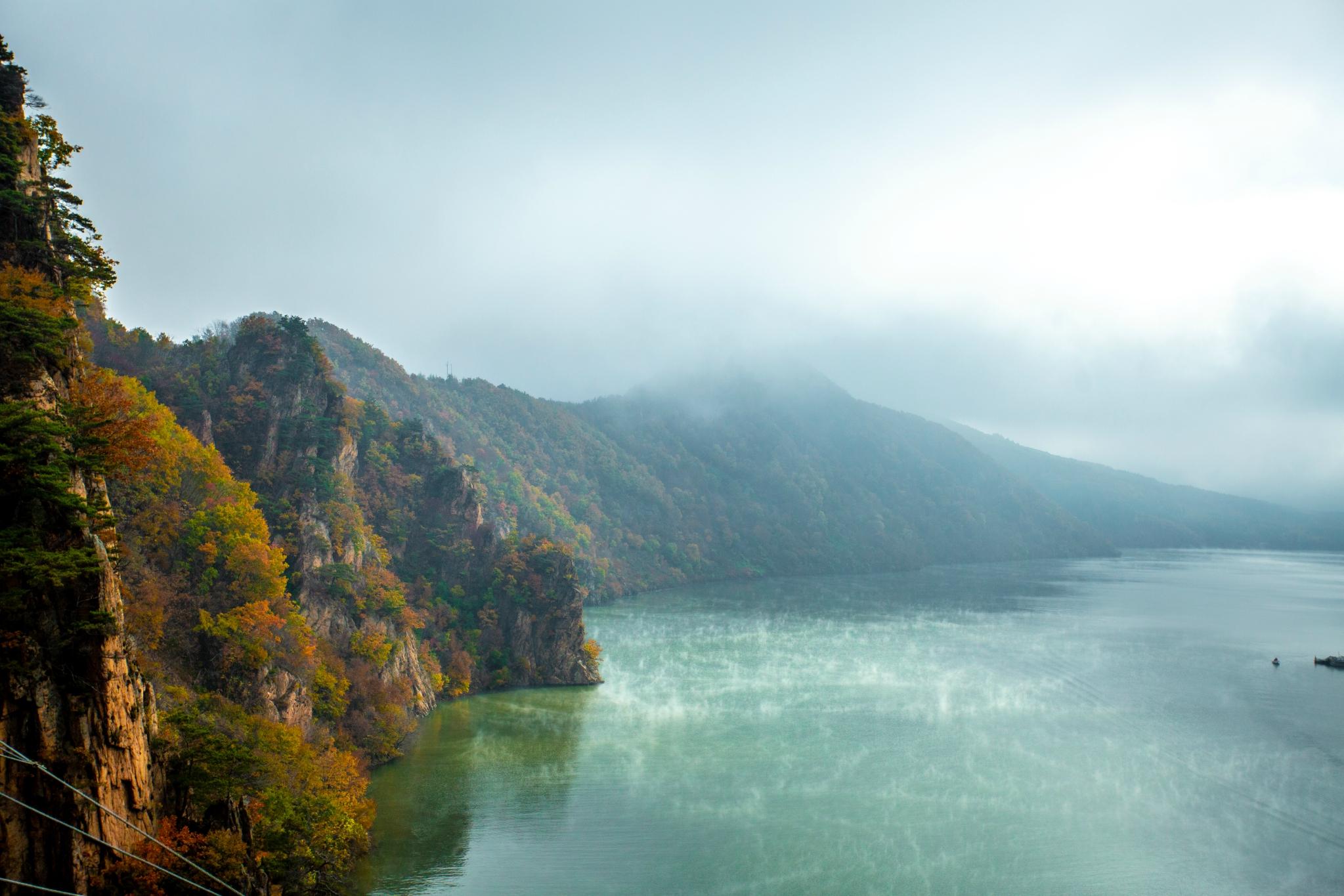 虎谷峡——误入一片仙境,却找到真正自我