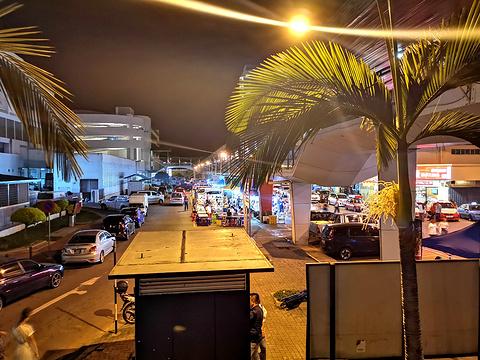 榴莲一条街旅游景点图片