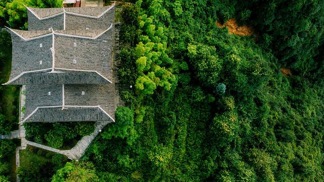 贵阳开阳云山茶海度假村旅游景点图片