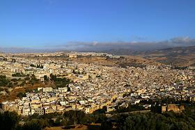 沙漠与海,千篇色彩染成一种斑斓叫摩洛哥