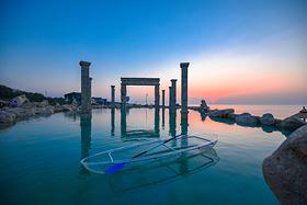 72h探秘、360°海陆空体验--秦皇岛渔岛海洋温泉度假区