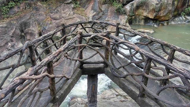 青岚国家地质公园旅游景点图片