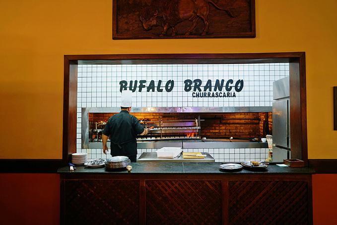 正宗巴西烤肉体验:Churrascaria Bufalo Bra图片