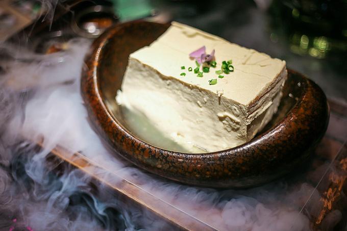 一块豆腐私房菜,古色古香中的养生美食图片