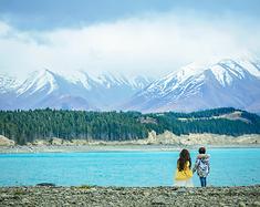 逐日月,赏星辰  新西兰带娃暖心十日谈