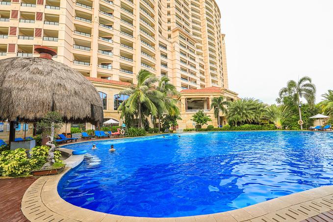 三亚唐拉雅秀酒店图片