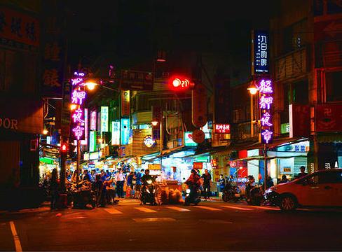 艋舺夜市旅游景点图片