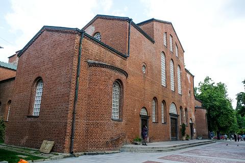 索菲娅圣索菲亚教堂旅游景点攻略图