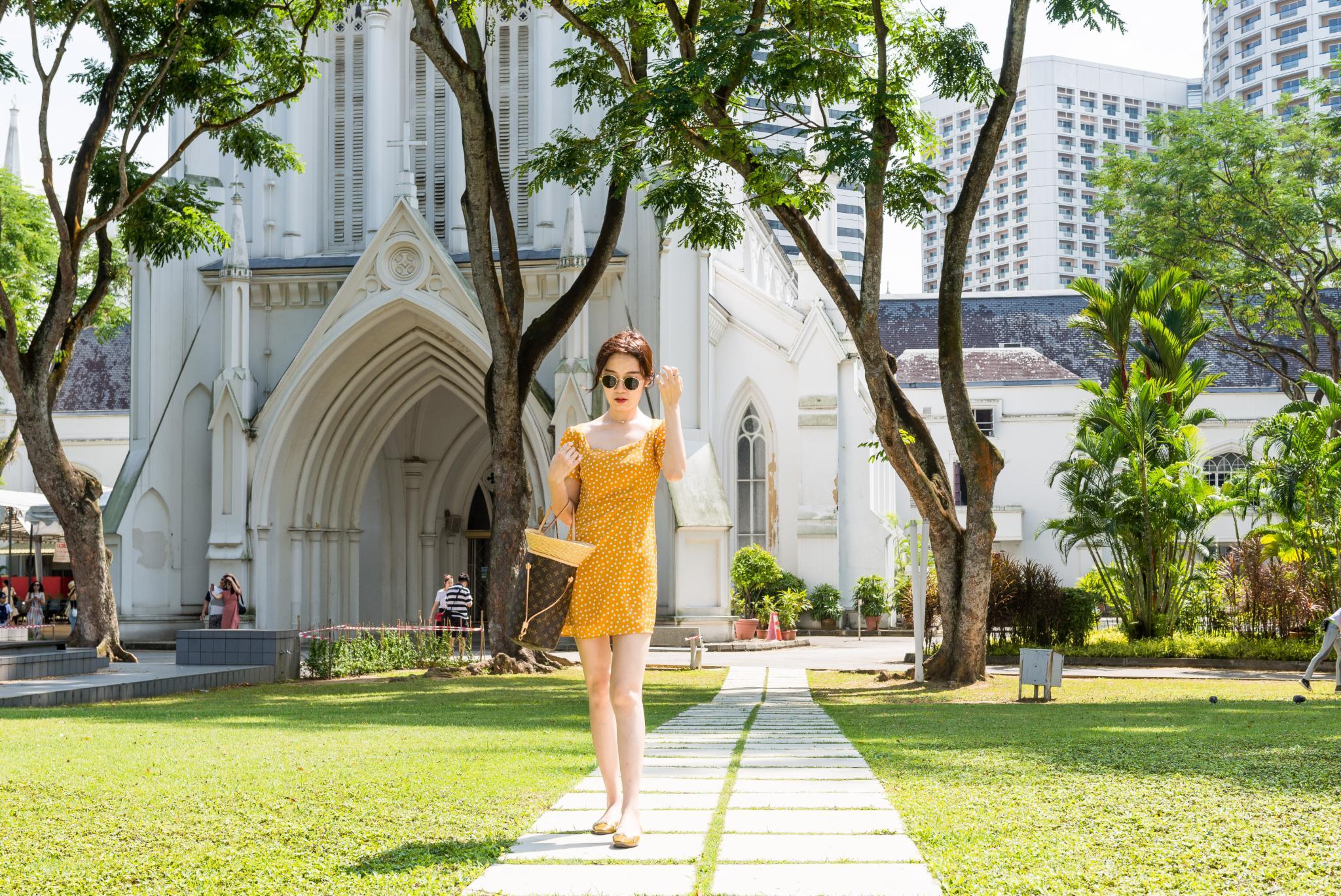 小狮妹心动青春の旅行-新加坡&马代12日漫游记